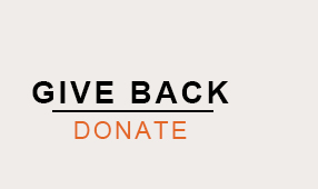 Give Back / Donate